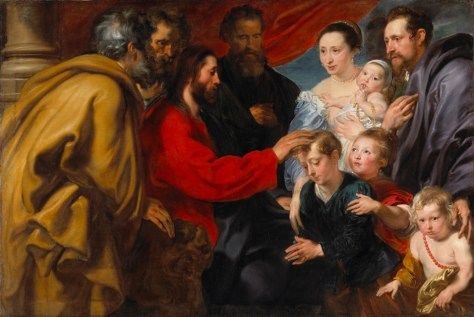 Anthony_van_Dyck_-_Suffer_Little_Children_to_Come_Unto_Me,_c._1618–20